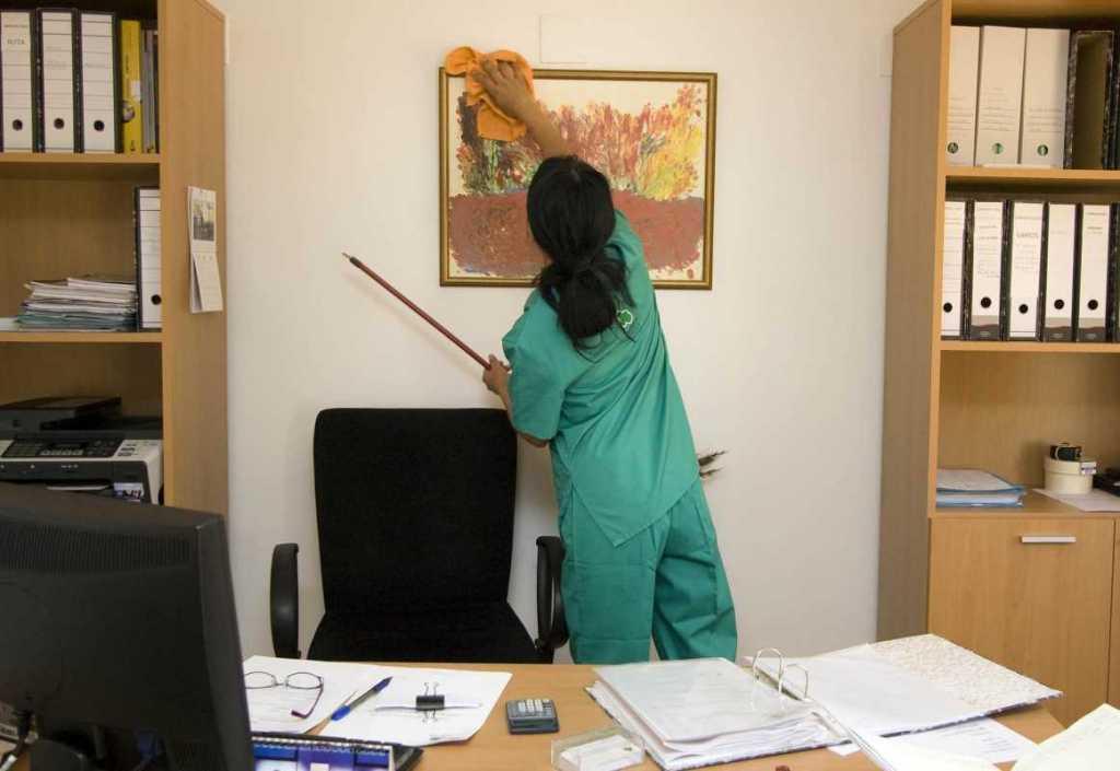 Почистване на офиси Русе